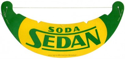 Visiere la gba soda sedan