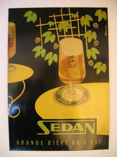 tôle bière de sedan 13