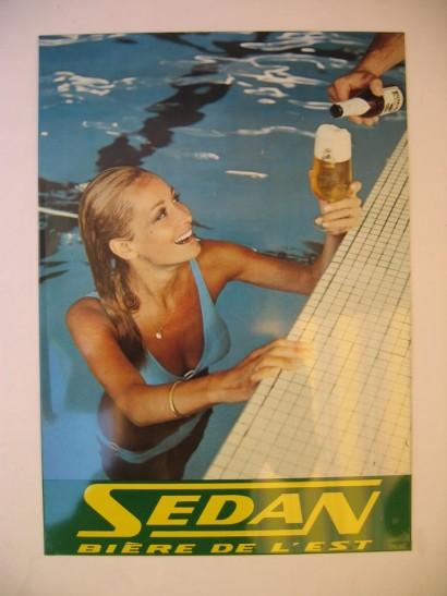 tôle bière de sedan 14 1971